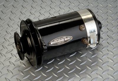 Photo of Autolite generator rebuilt by Pro Rebuilders