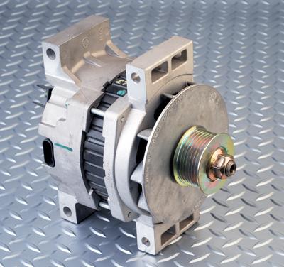 22SI Pad mount Delco alternator
