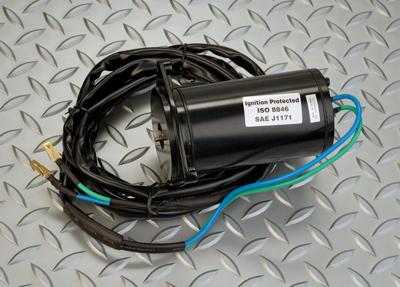 Photo of Tilt/trim motor for marine applications